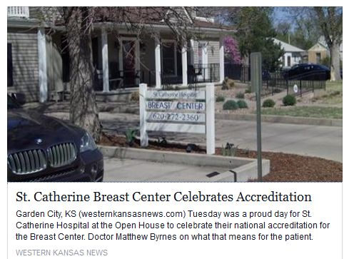 Westernkansasnews Com Explains Cancer Center Accreditation