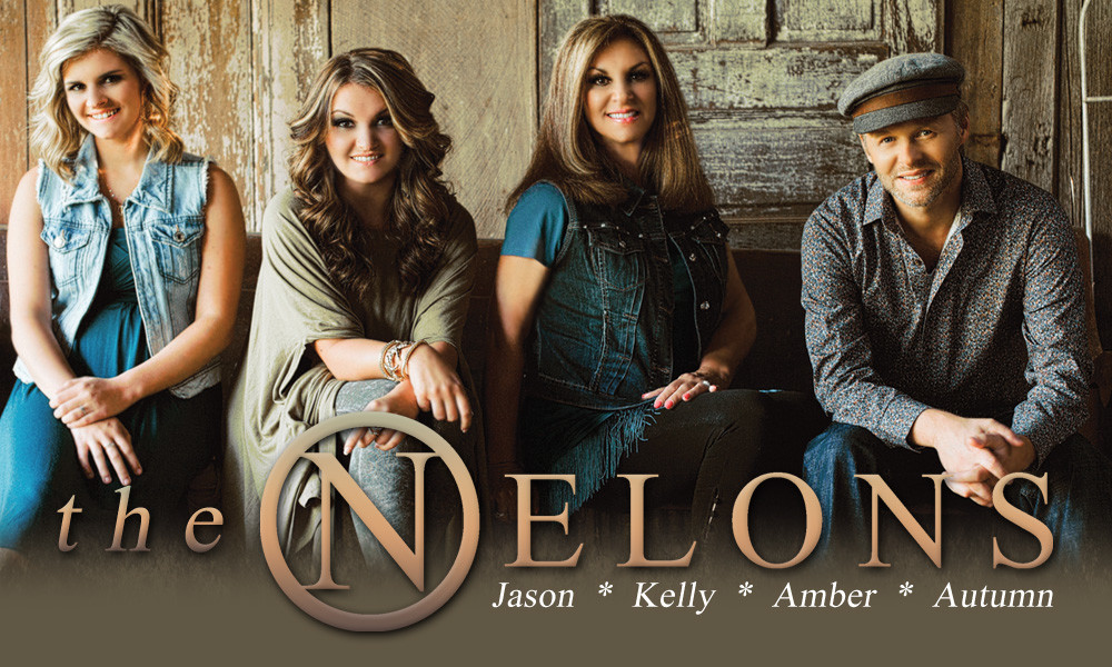 The Nelons - SWKS Live on Stage @ Clifford Hope Auditorium