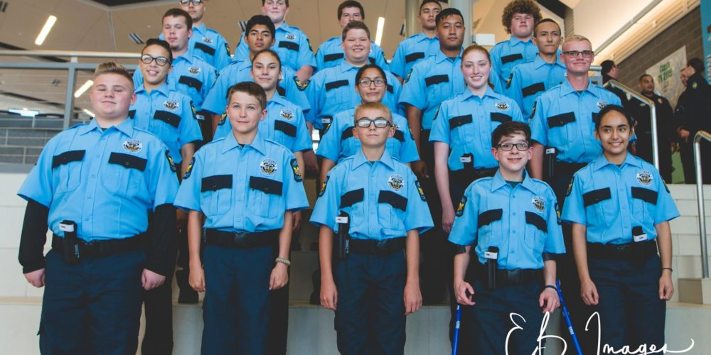 Garden City Police Department Law Enforcement Explorer Program Graduates Greater Garden City