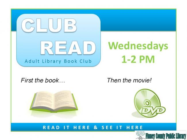 Club Read @ Finney County Public Library