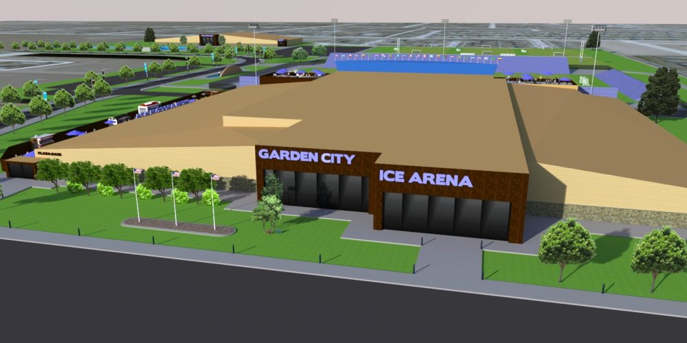 Ice arena, multi-sport complex concept unveiled – Greater Garden City