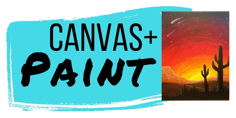 Canvas+Paint @ Garden City Arts