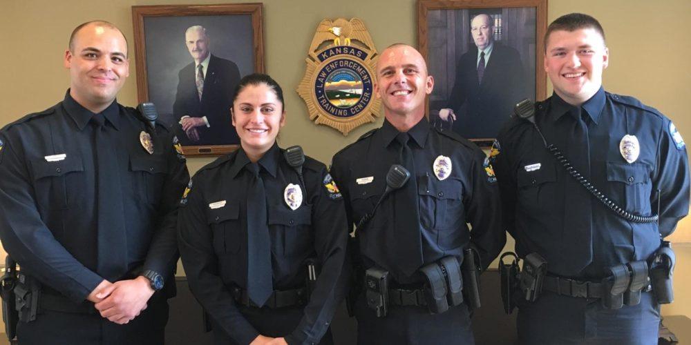 Kansas Law Enforcement Training Center Class 246 Greater