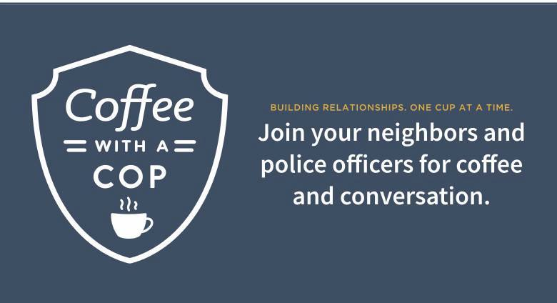 Coffee With A Cop @ Patrick Dugan's Coffee House