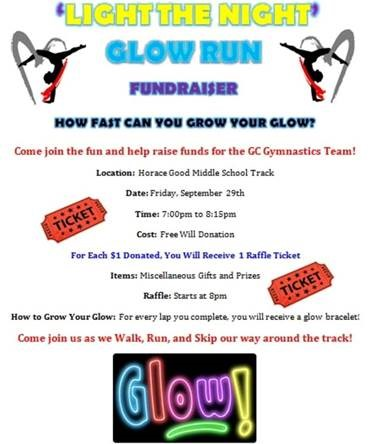 Light the Night Glow Run