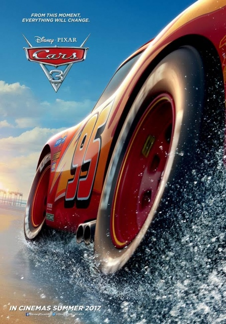 Movie Mania -Cars 3 @ Finney County Public Library