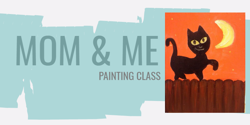 Mom & Me - Oct (Morning Session) @ Garden City Arts
