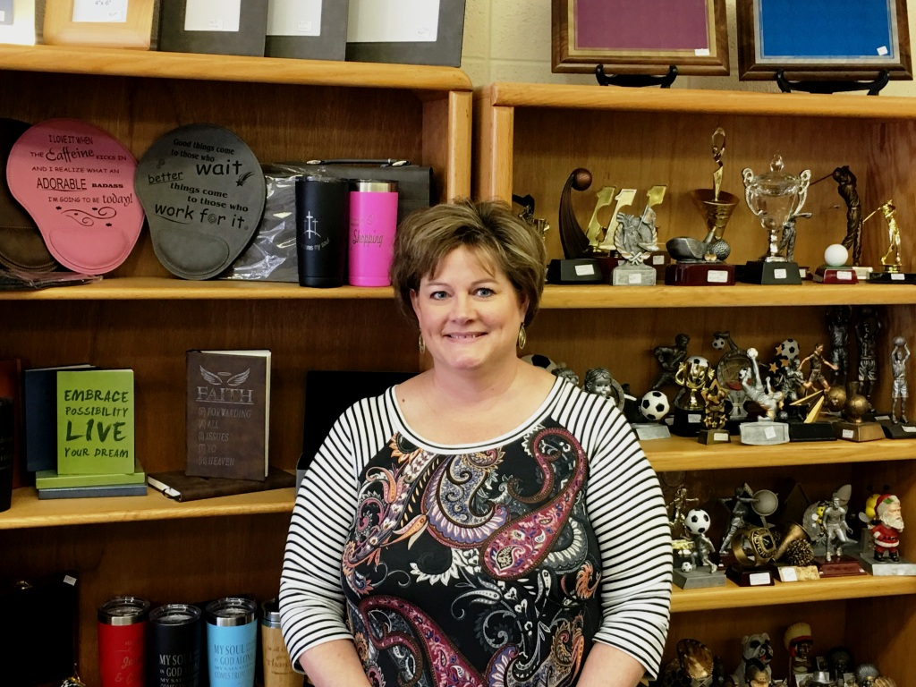 That personal touch: Coleen\'s Trophies and Gifts going strong ...