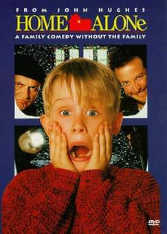 Winter Movie Specials -Home Alone @ Finney County Public Library