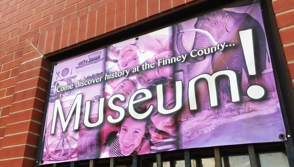 Evening in the Past @ Finney County Historical Museum