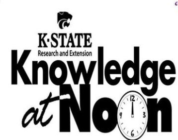 Knowledge at Noon @ Finney County Public Library