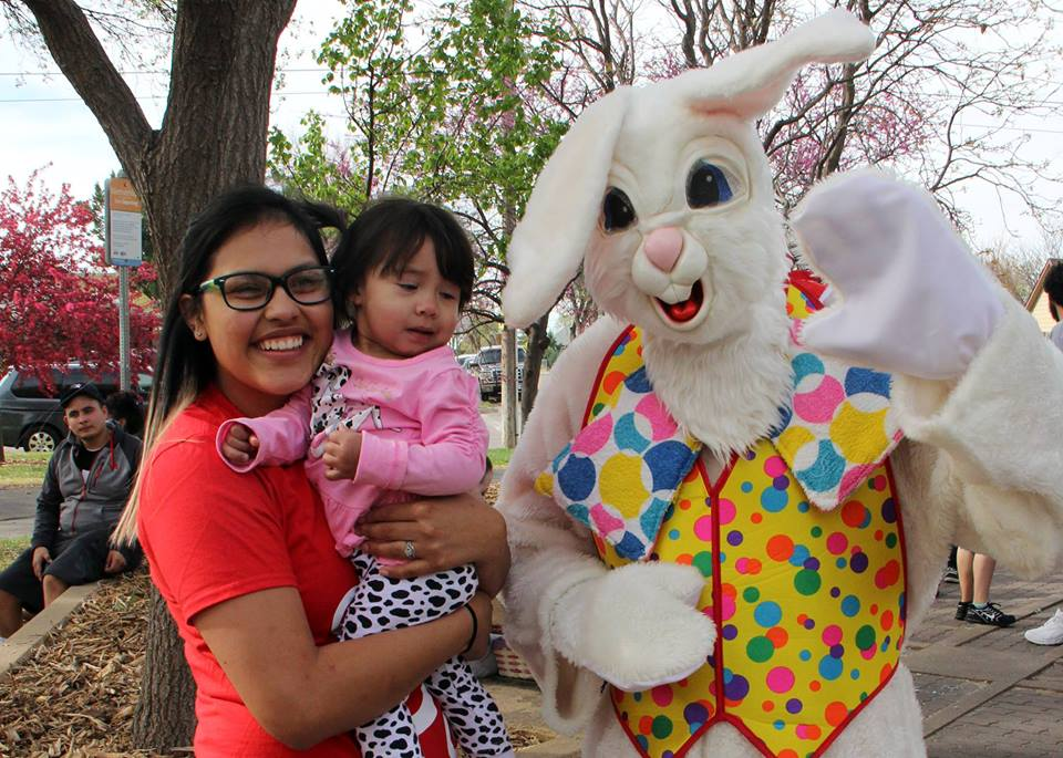 Easter Egg Hunt @ Harold Long Park