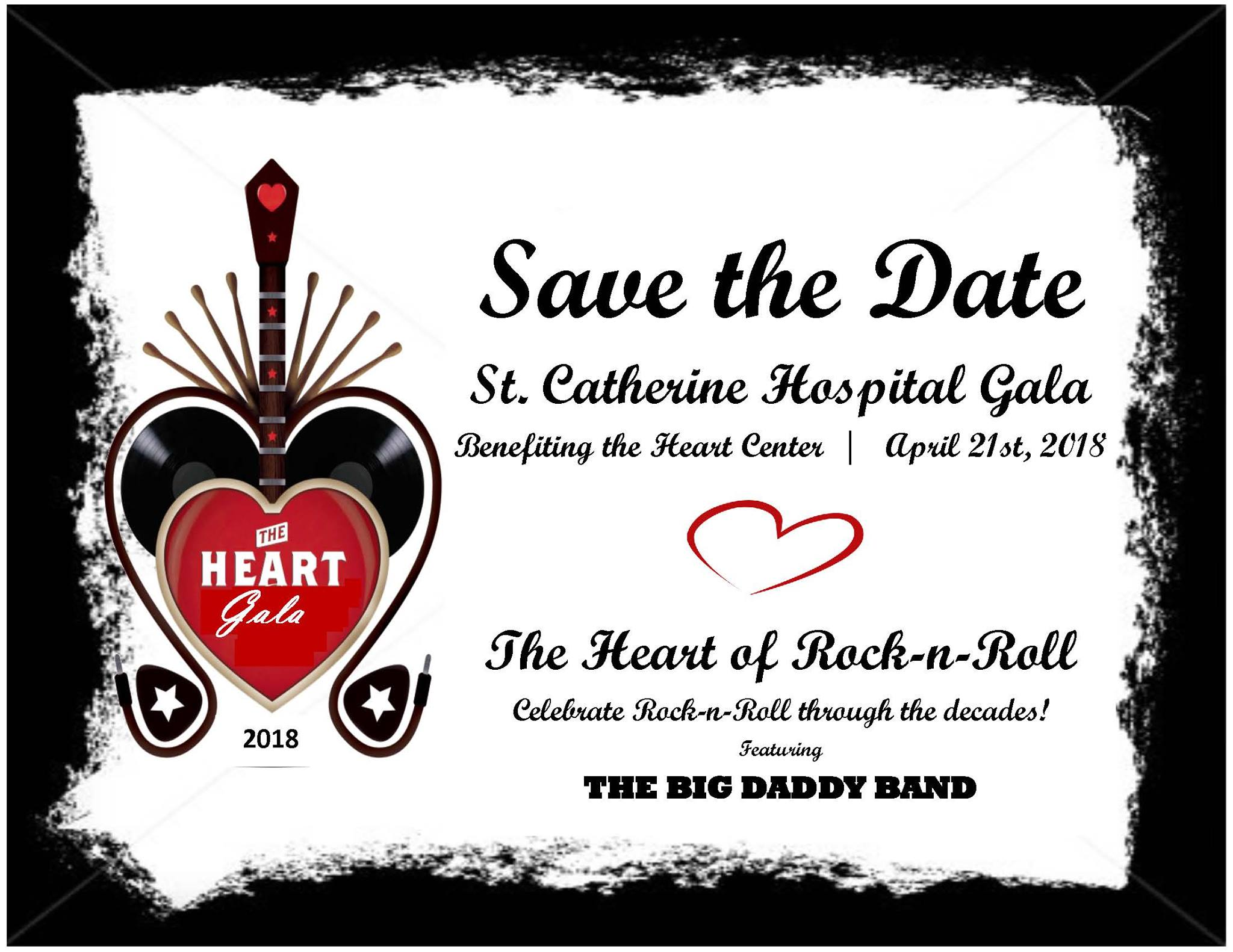 Heart of Rock-n-Roll Gala @ St. Catherine Hospital