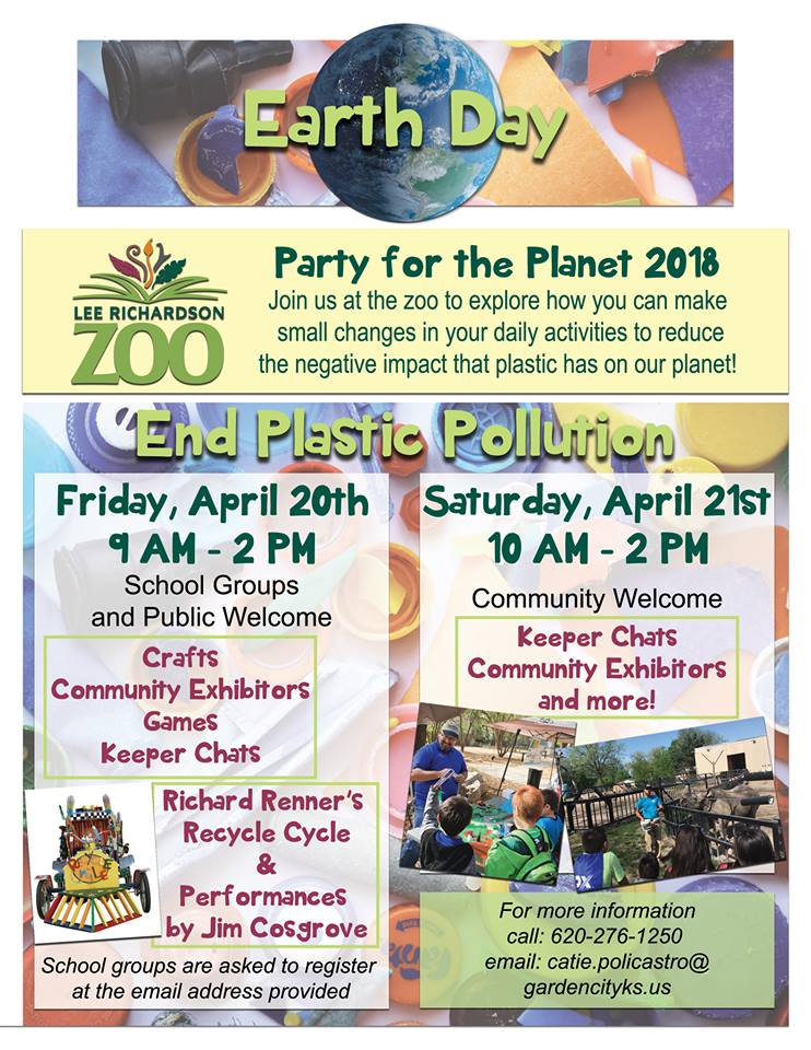 Party for the Planet 2018 @ Lee Richardson Zoo