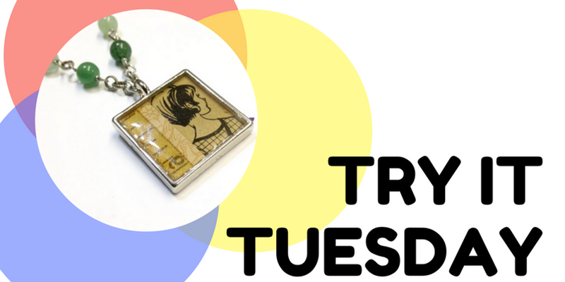 Try it Tuesday - March @ Garden City Arts