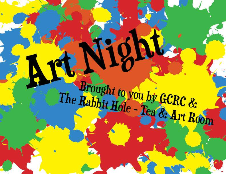 Art Night @ Garden City Recreation Commission