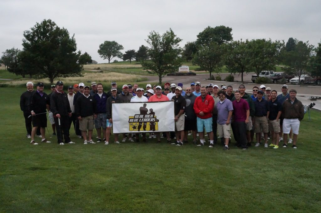 Fifth Annual Real Men Real Leaders Golf Tournament @ Buffalo Dunes Golf Course