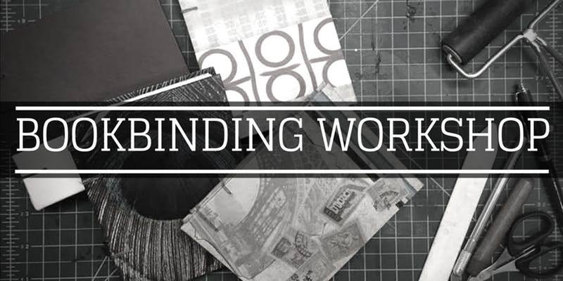 Bookbinding Workshop @ Garden City Arts