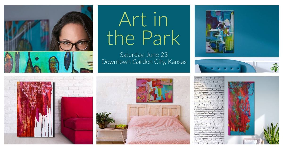 Art in the Park @ Stevens Park