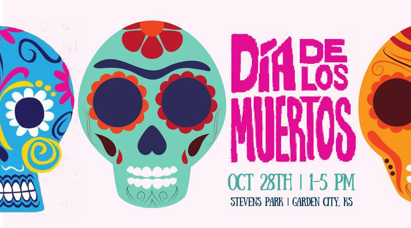Dia de los Muertos (Day of the Dead) @ Stevens Park