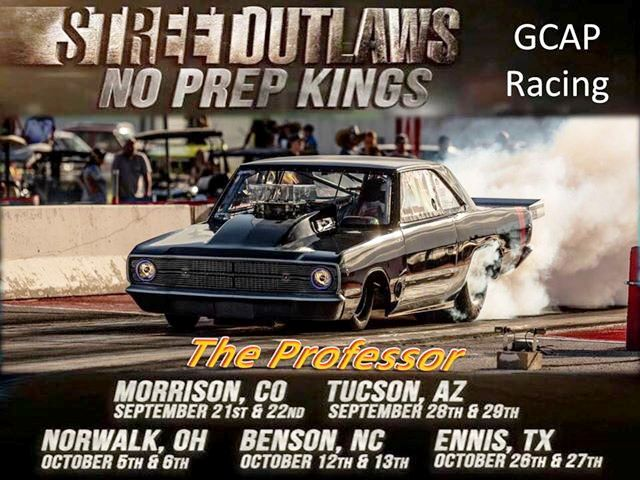 Local man to be featured in season 2 of 'Street Outlaws