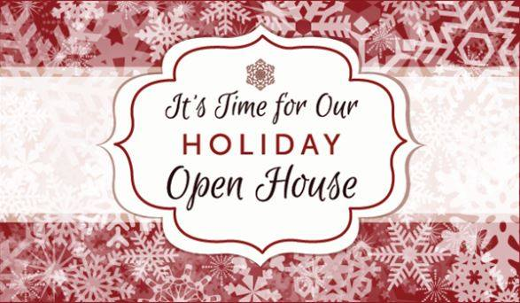 Downtown Holiday Open House @ Downtown Garden City