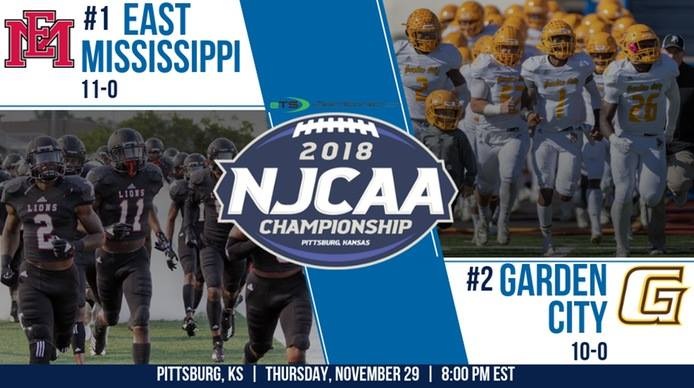 GCCC Football National Championship Game @ Pittsburg State University