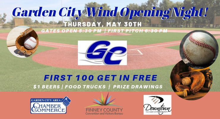 GC Wind Opening Night @ Clint Lightner Field