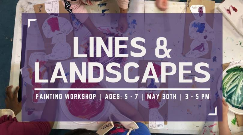 Lines and Landscapes @ Garden City Arts