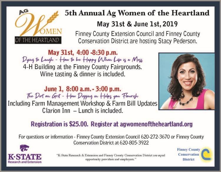 Ag Women of the Heartland Conference @ Finney County Fairgrounds
