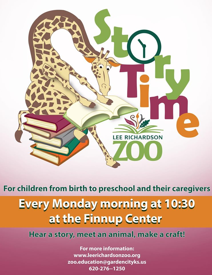 Story Time at LRZ @ Lee Richardson Zoo