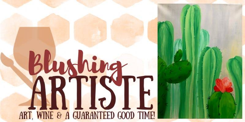 Blushing Artiste @ Garden City Arts