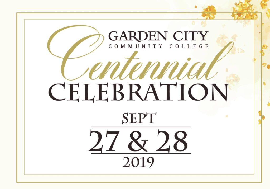 GCCC Centennial Celebration @ Garden City Community College