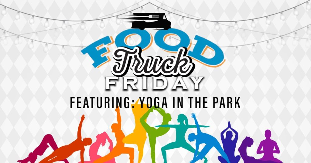Food Truck Friday @ Downtown Garden City/Stevens Park