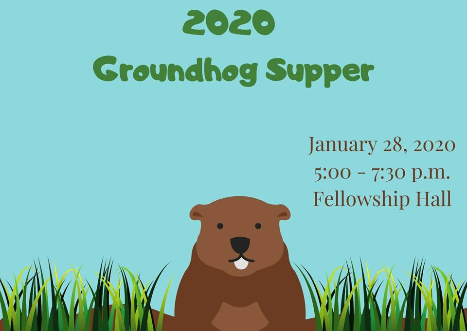 Groundhog Supper @ First United Methodist Church