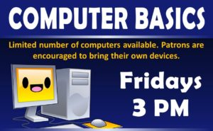 Computer Basics @ Finney County Public Library