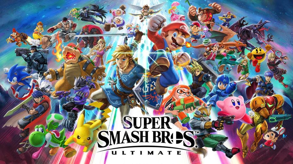 Super Smash Bros. Tournament @ Aspire Gamers League