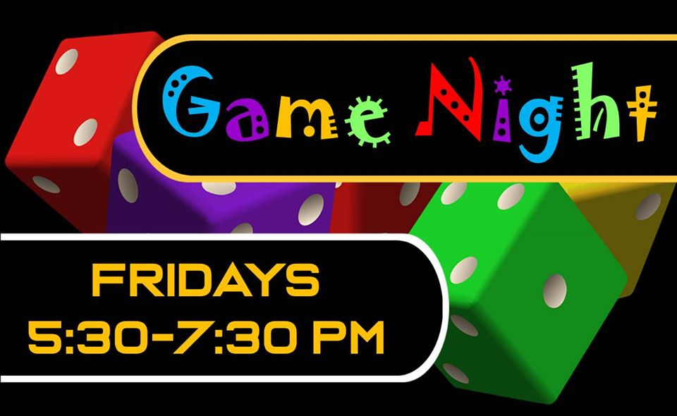 Game Night @ Finney County Public Library