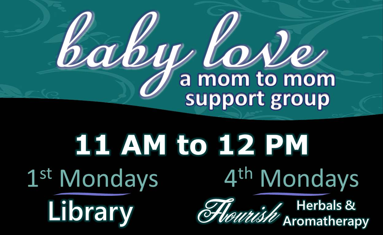 Baby Love @ Finney County Library / Flurish