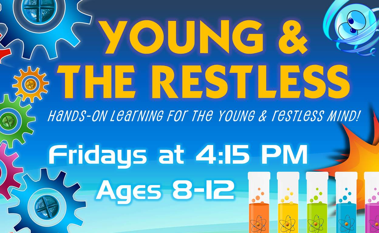 Young & The Restless @ Finney County Public Library