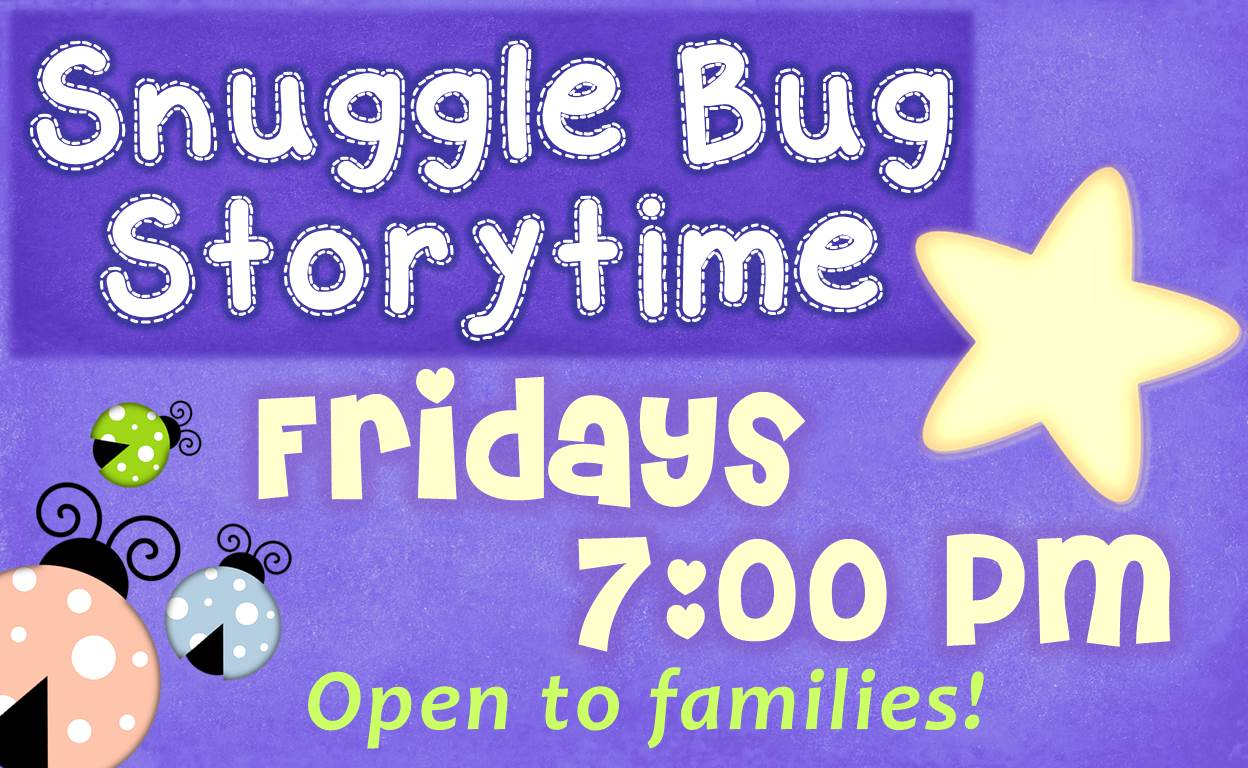 Snuggle Bug Storytime @ Finney County Public Library