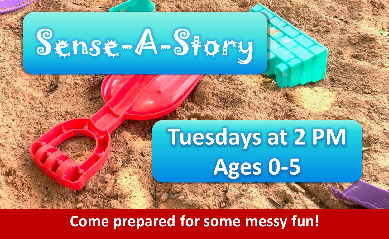 Sense-A-Story @ Finney County Public Library