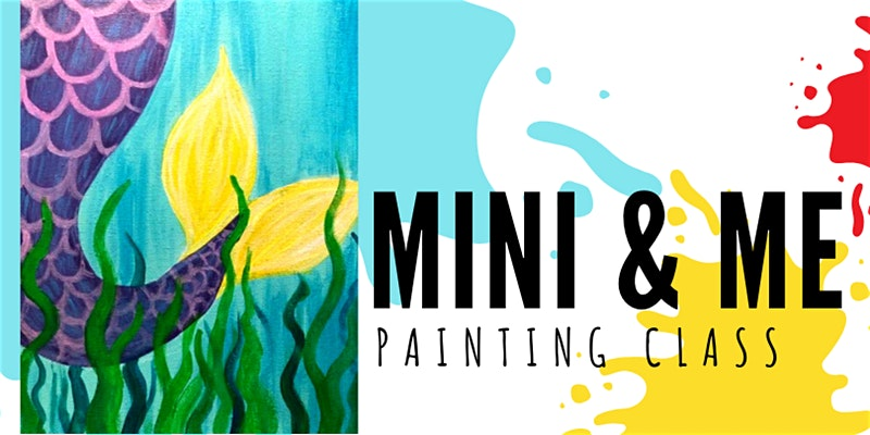 Mini & Me - Afternoon @ Garden City Arts