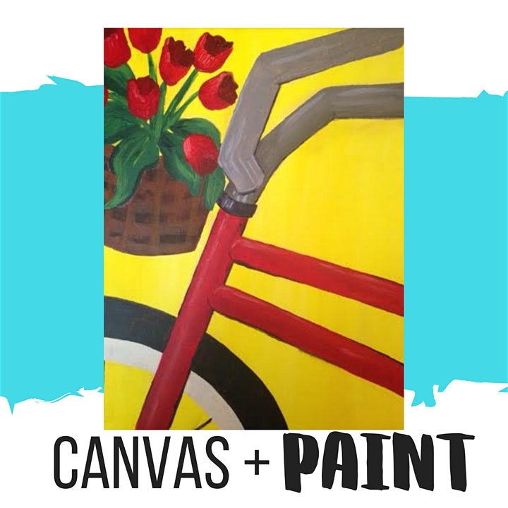 Canvas + Paint @ Garden City Arts