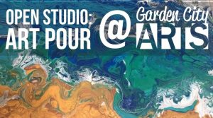 Drop-BY Art Saturdays @ Garden City Arts