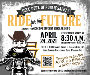 Ride for the Future @ Garden City Community College
