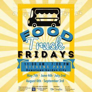 Food Truck Fridays @ Stevens Park