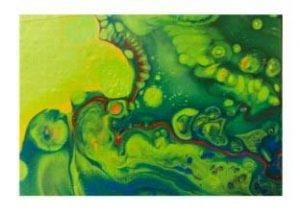 Acrylic Pour: Open Studio @ Garden City Arts