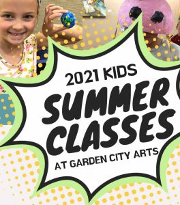 Art from Germany (ages 8-10) @ Garden City Arts