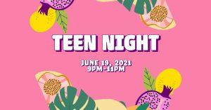 Teen Night @ Lakin Swimming Pool